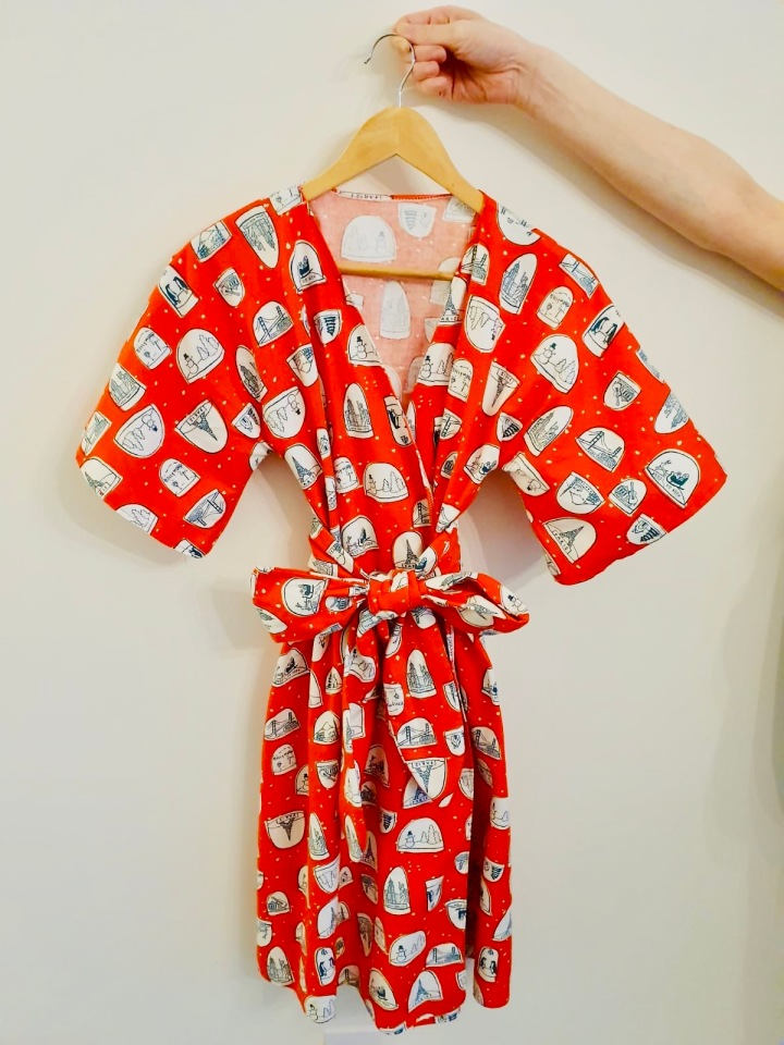 Simple Sew festiverobe