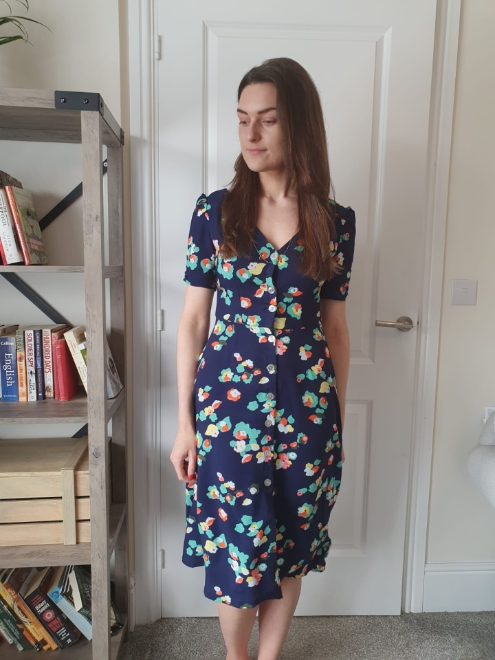 The Kew Dress by Nina Lee