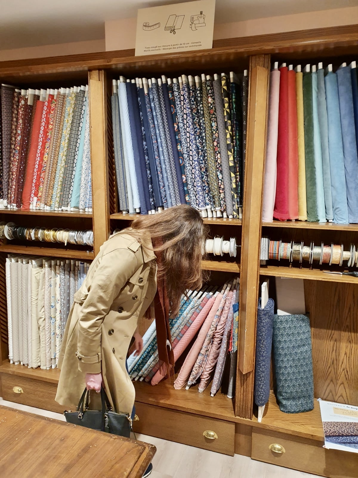 MY TOP TIPS FOR FABRIC SHOPPING