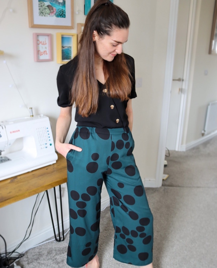 Safiya Trousers – aka Secret Pjs!